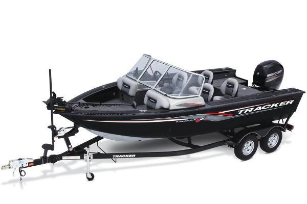 2017 Tracker Boats Targa V-18 Wt