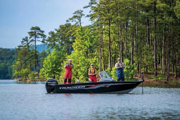 2017 Tracker Boats boat for sale, model of the boat is Targa V-18 WT & Image # 2 of 43