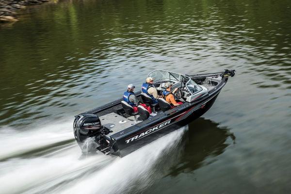 2017 Tracker Boats boat for sale, model of the boat is Targa V-18 WT & Image # 4 of 43