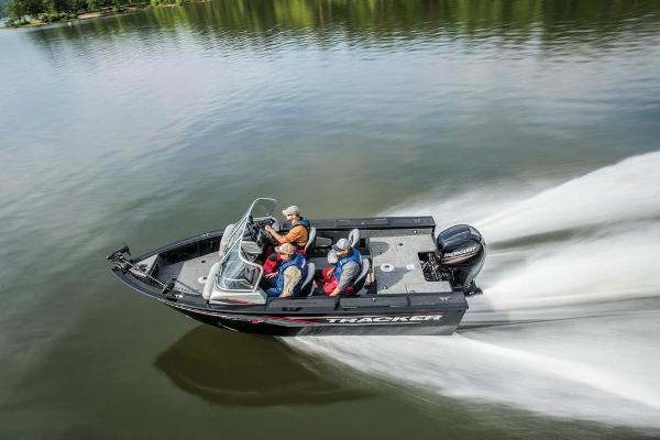 2017 Tracker Boats boat for sale, model of the boat is Targa V-18 WT & Image # 6 of 43