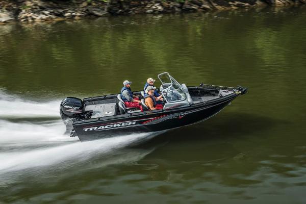 2017 Tracker Boats boat for sale, model of the boat is Targa V-18 WT & Image # 7 of 43