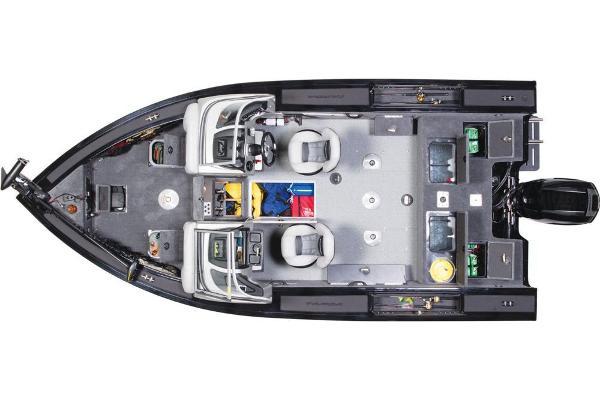 2017 Tracker Boats boat for sale, model of the boat is Targa V-18 WT & Image # 8 of 43