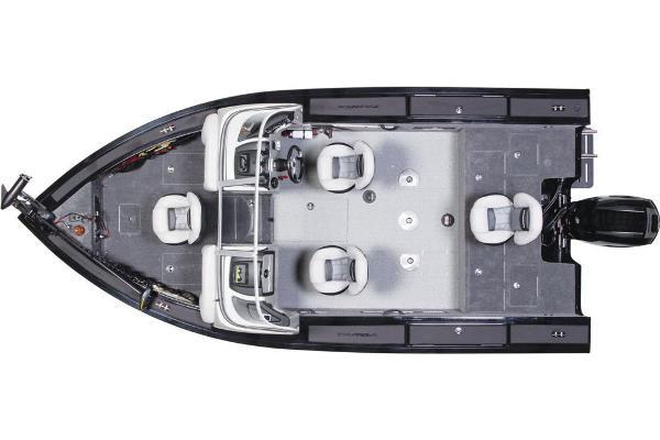 2017 Tracker Boats boat for sale, model of the boat is Targa V-18 WT & Image # 9 of 43