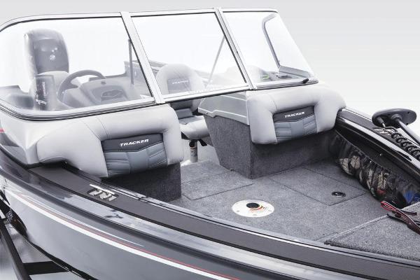 2017 Tracker Boats boat for sale, model of the boat is Targa V-18 WT & Image # 12 of 43