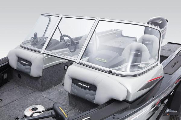 2017 Tracker Boats boat for sale, model of the boat is Targa V-18 WT & Image # 15 of 43