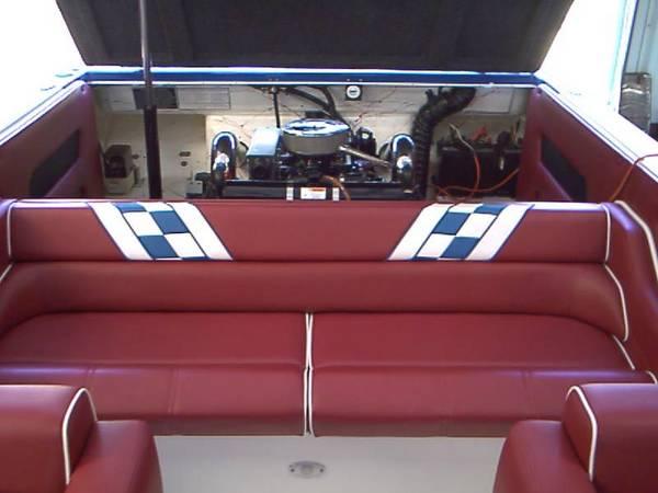 Aft Cockpit Seating