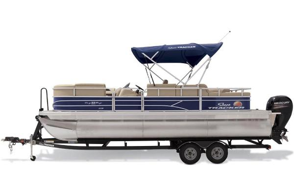 2019 Sun Tracker boat for sale, model of the boat is Party Barge 22 RF XP3 & Image # 14 of 22