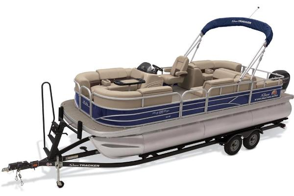 2019 Sun Tracker boat for sale, model of the boat is Party Barge 22 RF XP3 & Image # 11 of 22