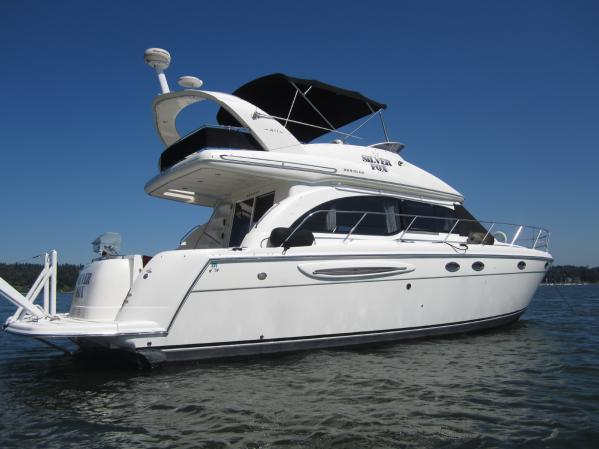 41 meridian 2004 for sale in portland oregon us for 41 ft mainship grand salon