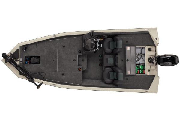 2019 Tracker Boats boat for sale, model of the boat is Pro Team 175 TXW Tournament Edition & Image # 4 of 6