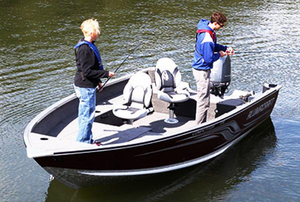 2021 Alumacraft boat for sale, model of the boat is Competitor 175 Tiller & Image # 1 of 8