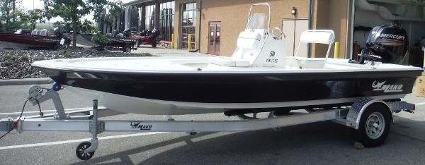 2017 Mako boat for sale, model of the boat is 18 LTS & Image # 1 of 19