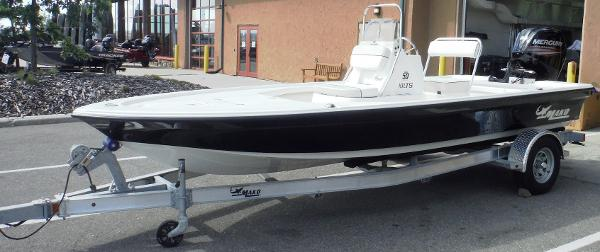 2017 Mako boat for sale, model of the boat is 18 LTS & Image # 2 of 19
