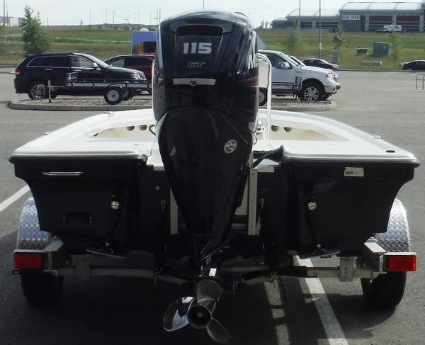 2017 Mako boat for sale, model of the boat is 18 LTS & Image # 5 of 19