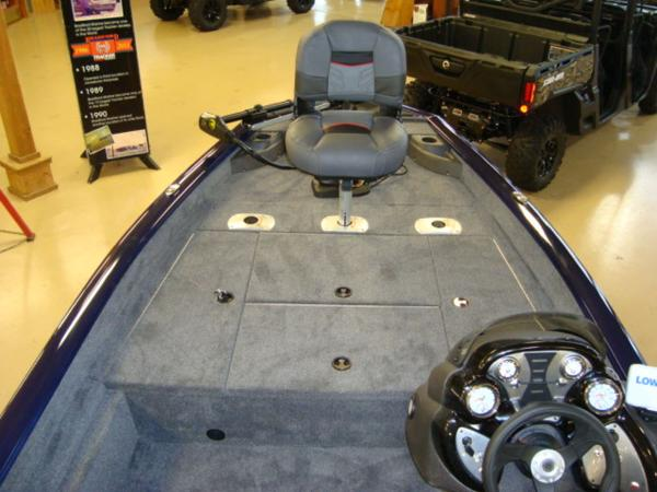 2021 Tracker Boats boat for sale, model of the boat is Pro Team 175 TF® & Image # 10 of 17