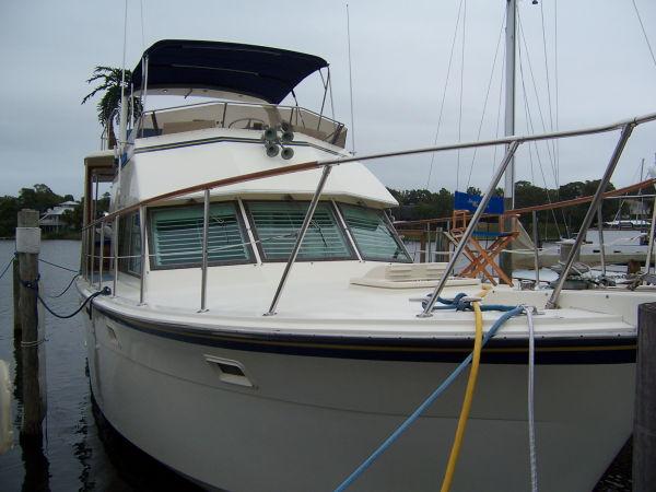 48' Hatteras Motor Yacht