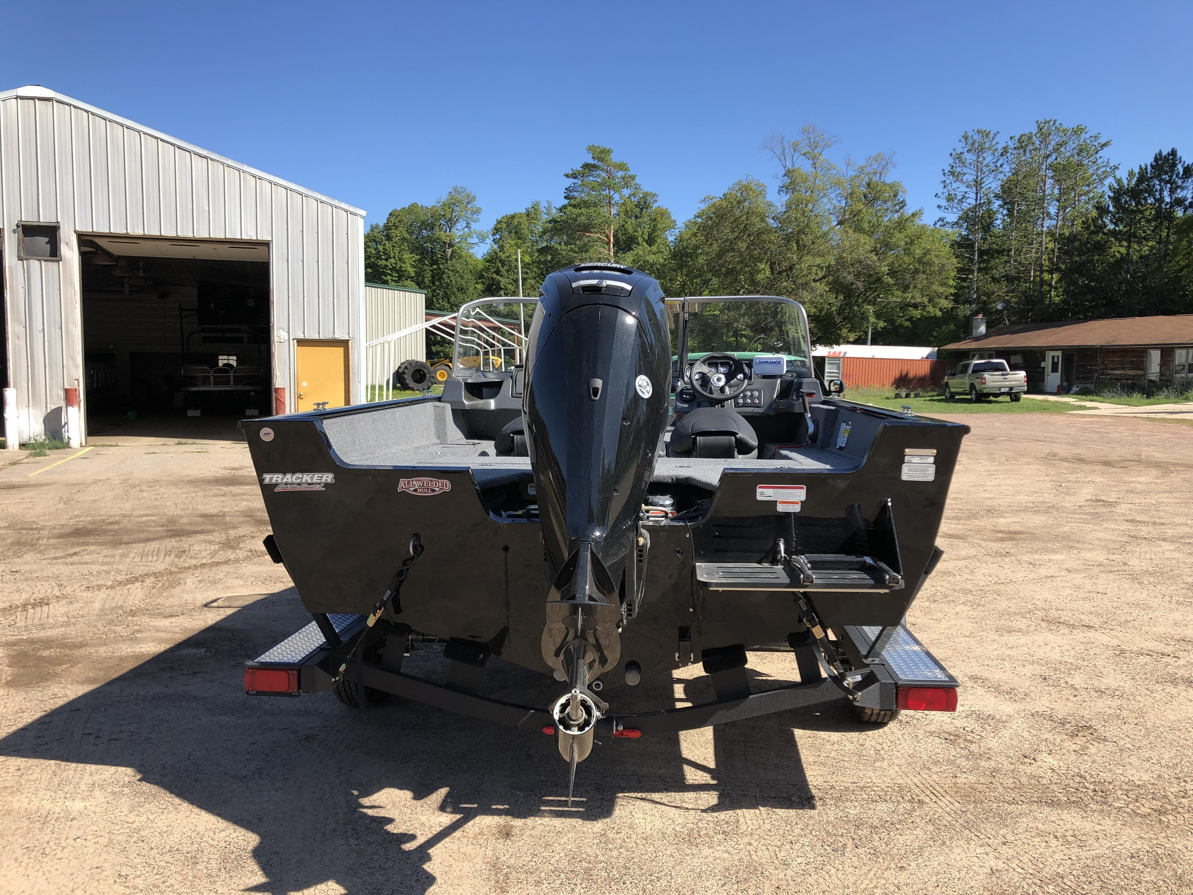 2021 Tracker Boats boat for sale, model of the boat is pro guide & Image # 3 of 20