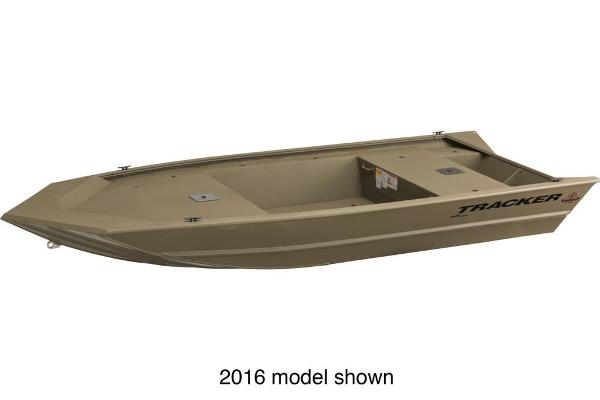 2017 TRACKER BOATS GRIZZLY 1448 MVX JON for sale