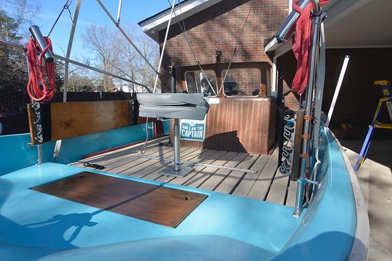 Boston Whaler 16 Nauset - Photo: #16