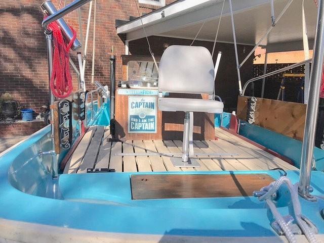 Boston Whaler 16 Nauset - Photo: #47