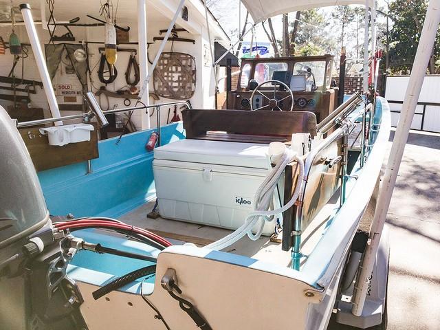 Boston Whaler 16 Nauset - Photo: #51