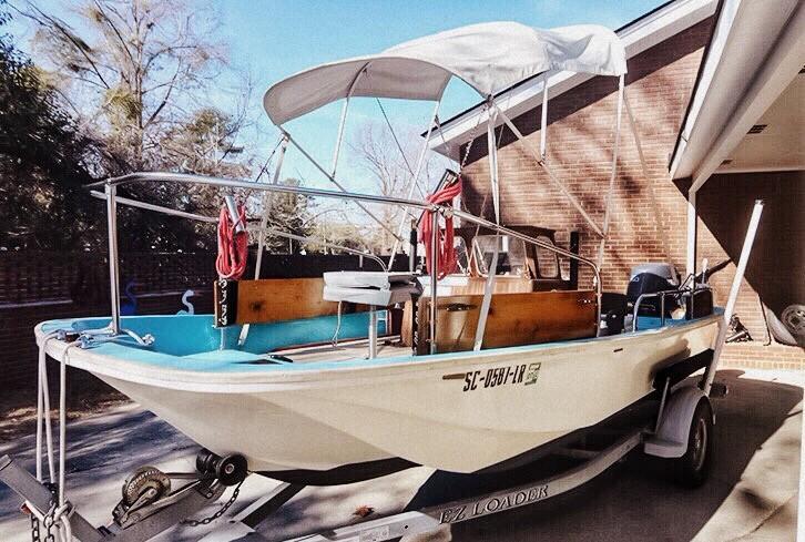 Boston Whaler 16 Nauset - Photo: #12