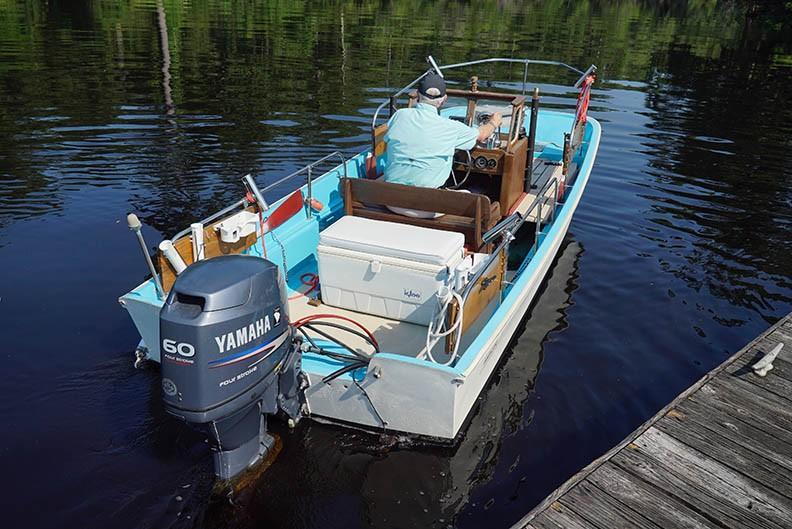 Boston Whaler 16 Nauset - Photo: #3