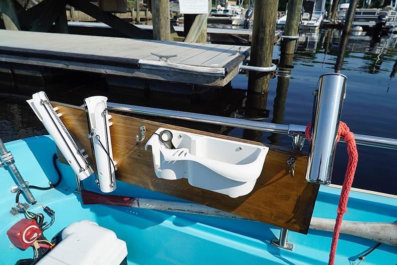 Boston Whaler 16 Nauset - Photo: #57