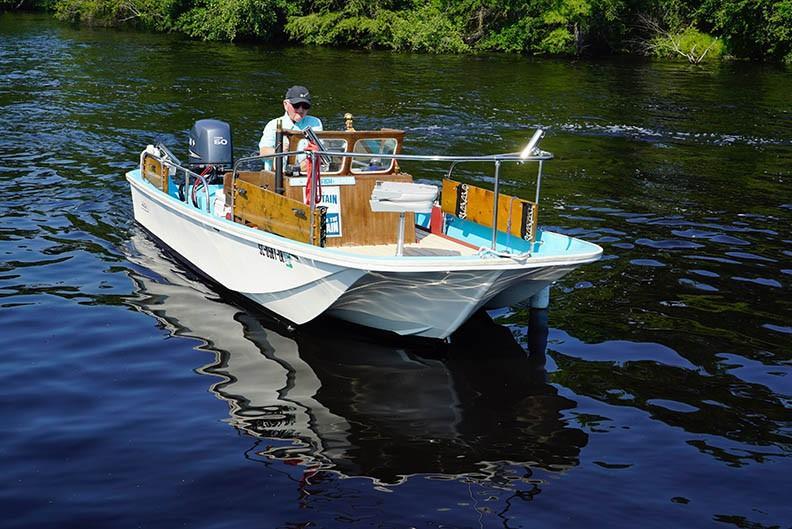 Boston Whaler 16 Nauset - Photo: #2
