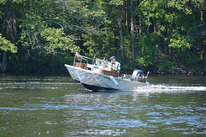 Boston Whaler 16 Nauset - Photo: #6
