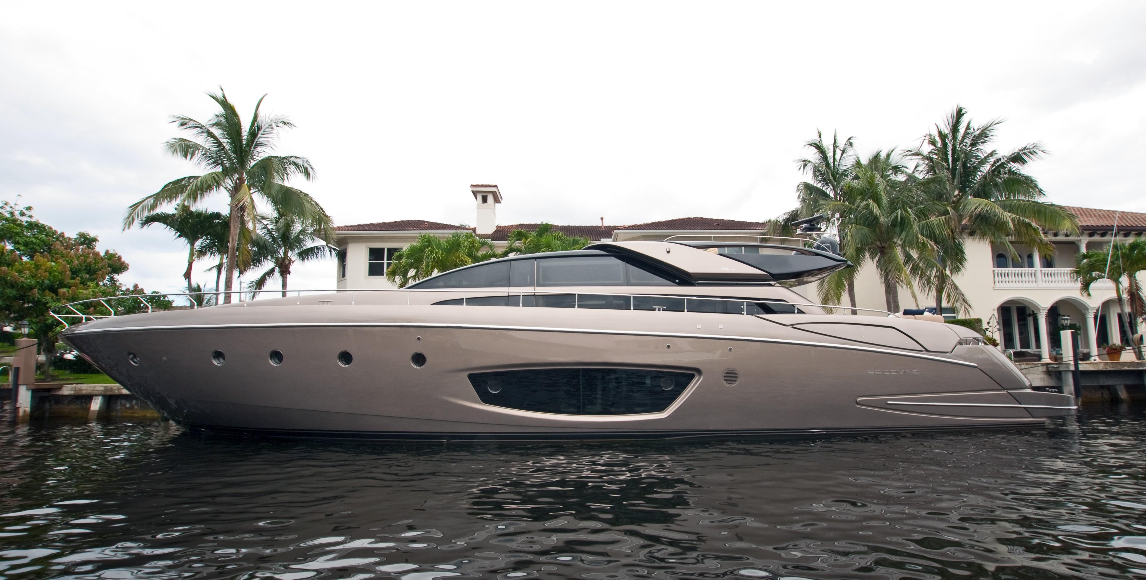 2012 Riva 86 Domino - Profile