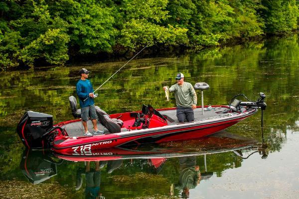 2020 Nitro boat for sale, model of the boat is Z18 & Image # 5 of 54