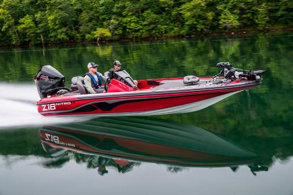 2020 Nitro boat for sale, model of the boat is Z18 & Image # 8 of 54