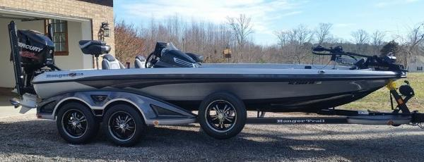 2016 RANGER BOATS Z520C for sale
