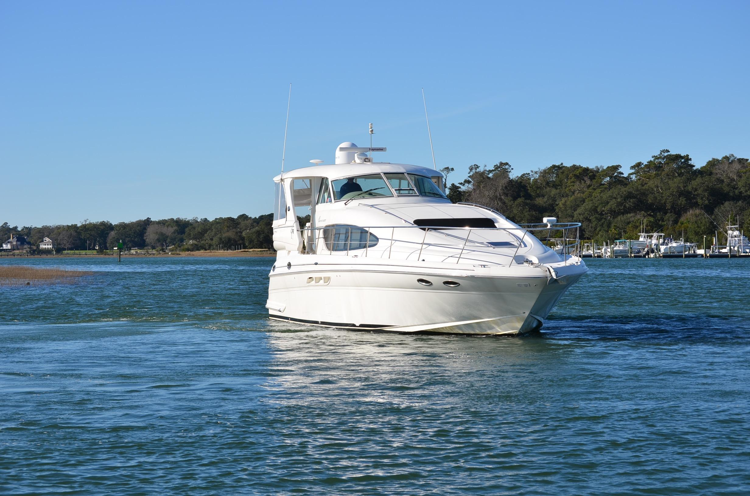 48 sea ray 2004 pretty lady for sale in wrightsville beach for Ocean yachts 48 motor yacht for sale