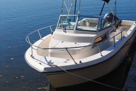 Grady White Adventure 208 Sports Fishing Boats. Listing Number: M-3803740