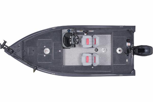 2015 Tracker Boats boat for sale, model of the boat is Super Guide V-16 SC & Image # 22 of 24