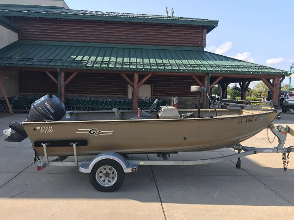 2011 G3 BOATS V170 OUTFITTER for sale