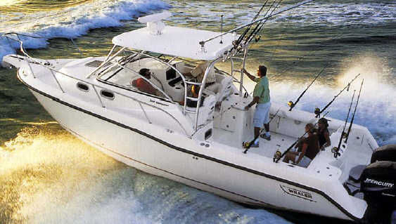 Boston Whaler 305 Conquest Motor Yachts. Listing Number: M-3433746