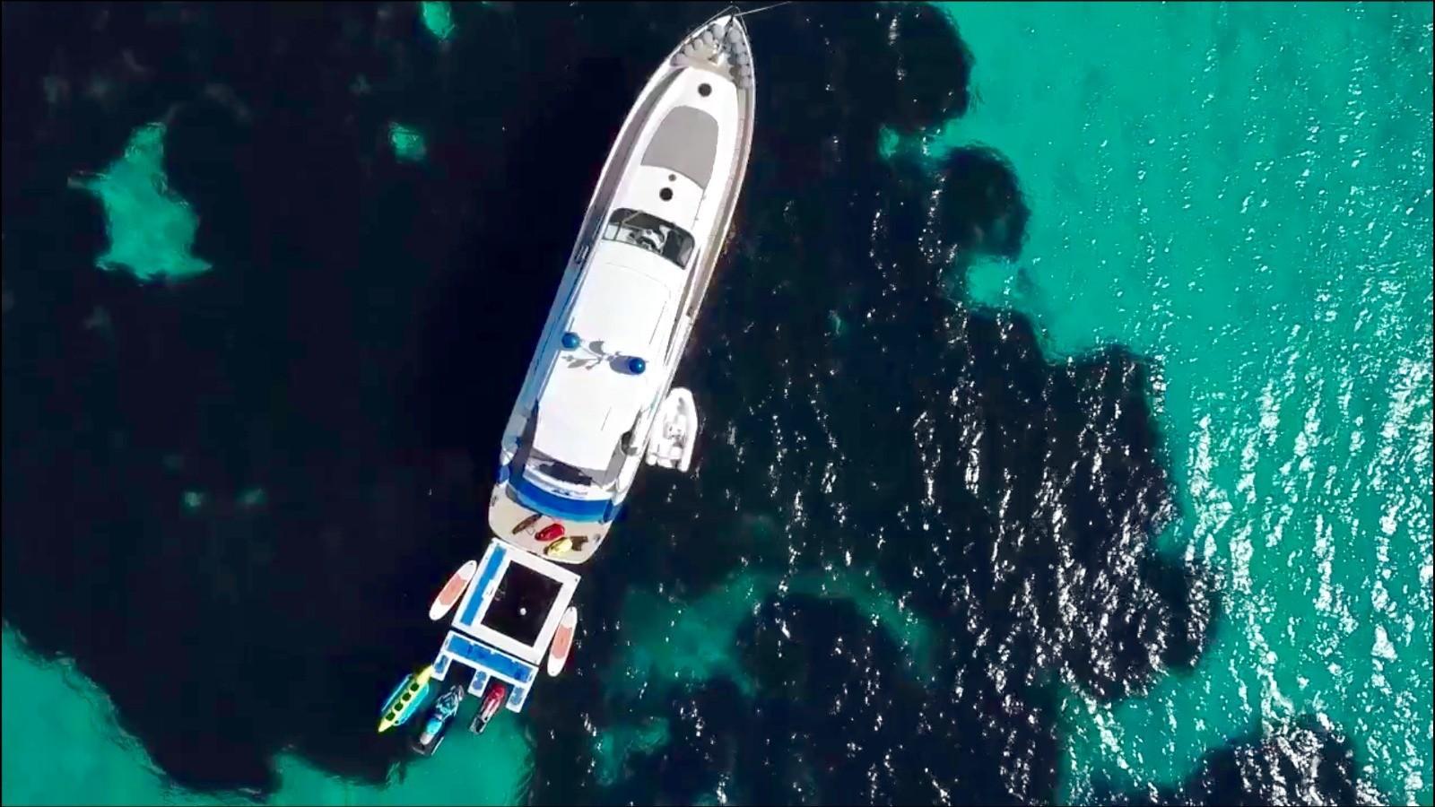 77.08 ft Pershing 76
