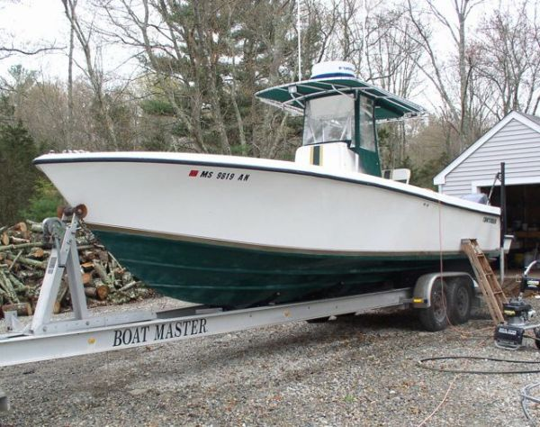 Contender - 27 Open Saltwater Fishing. Listing Number: M-3483752
