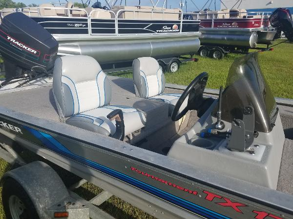 1995 TRACKER BOATS TOURNAMENT 175TX for sale