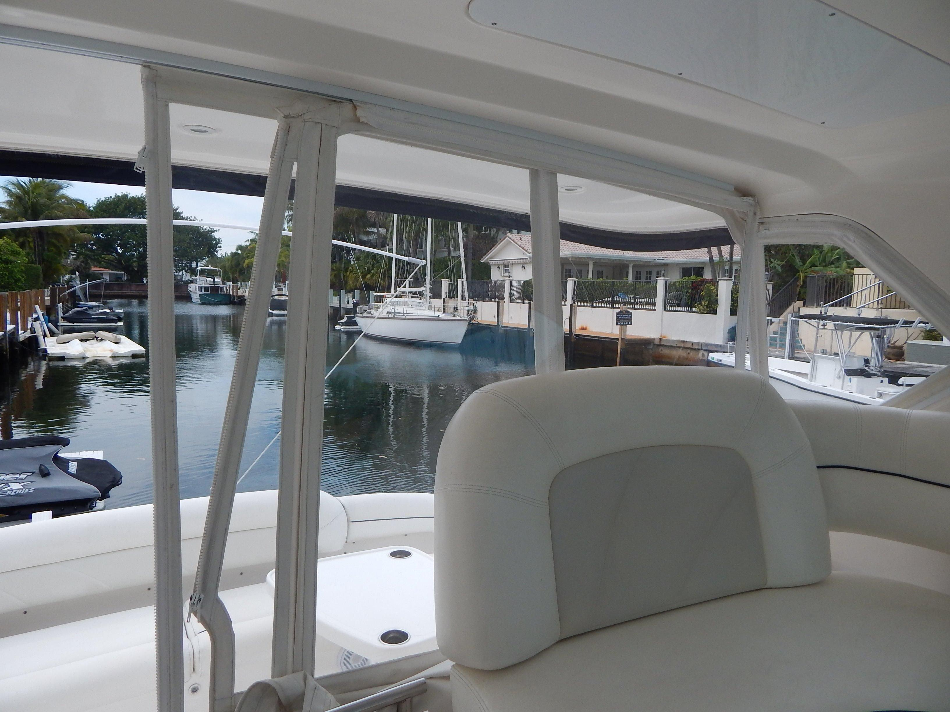 43 tiara 2007 double down for sale in ft lauderdale for 41 ft mainship grand salon