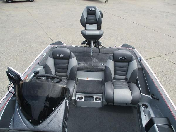 2014 Triton boat for sale, model of the boat is 18 XS & Image # 8 of 8