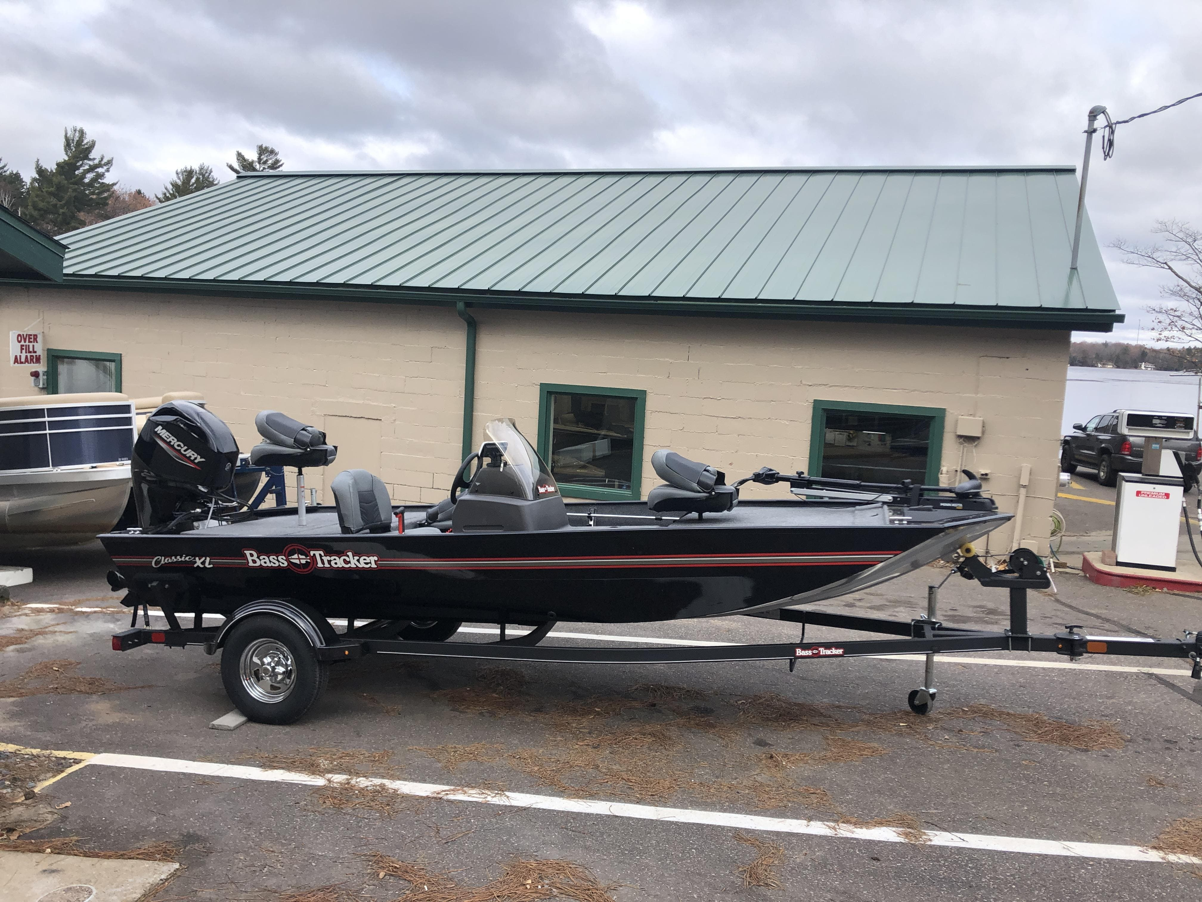 2021 Tracker Boats boat for sale, model of the boat is Bass Tracker & Image # 1 of 10