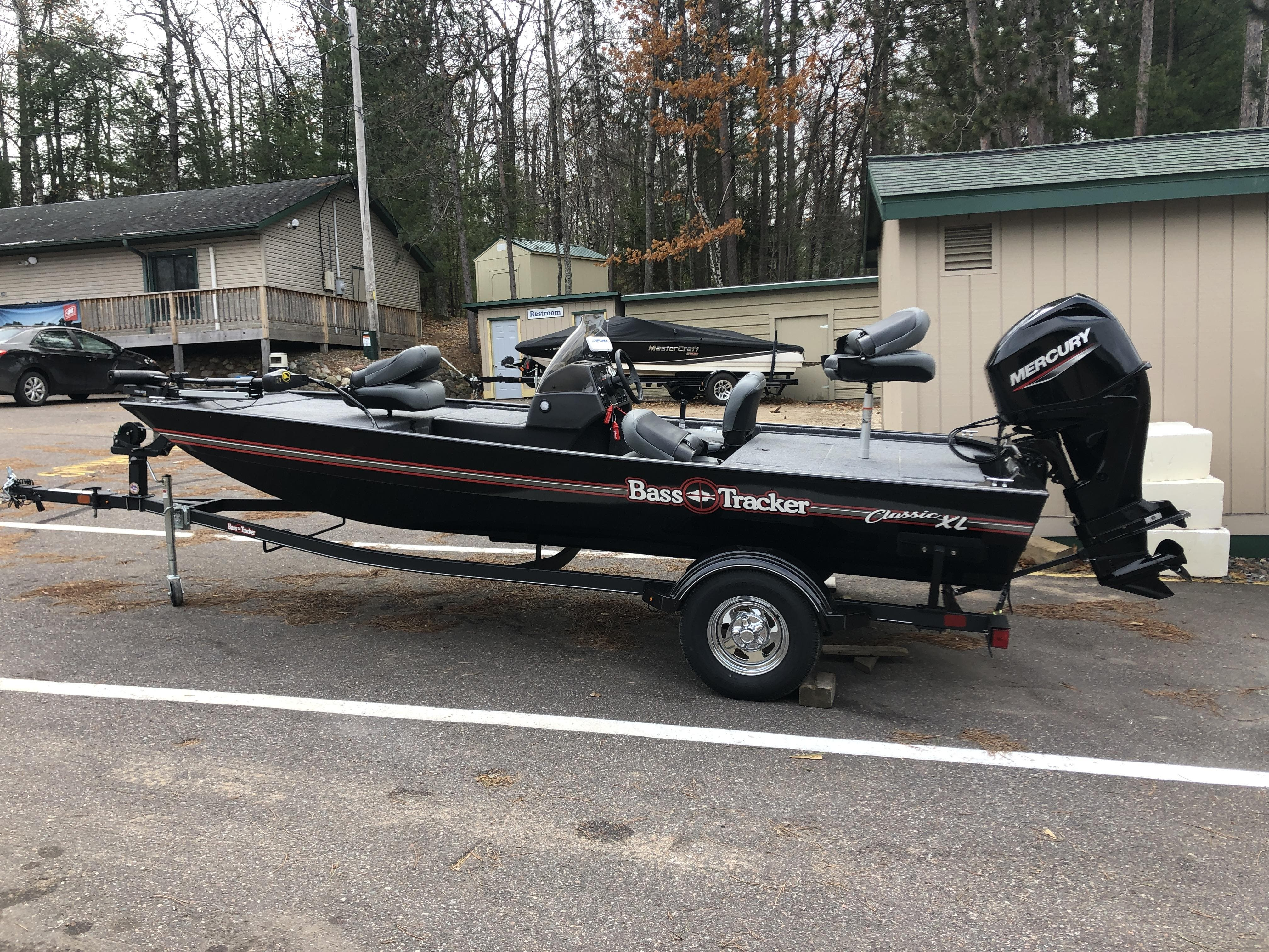 2021 Tracker Boats boat for sale, model of the boat is Bass Tracker & Image # 3 of 10