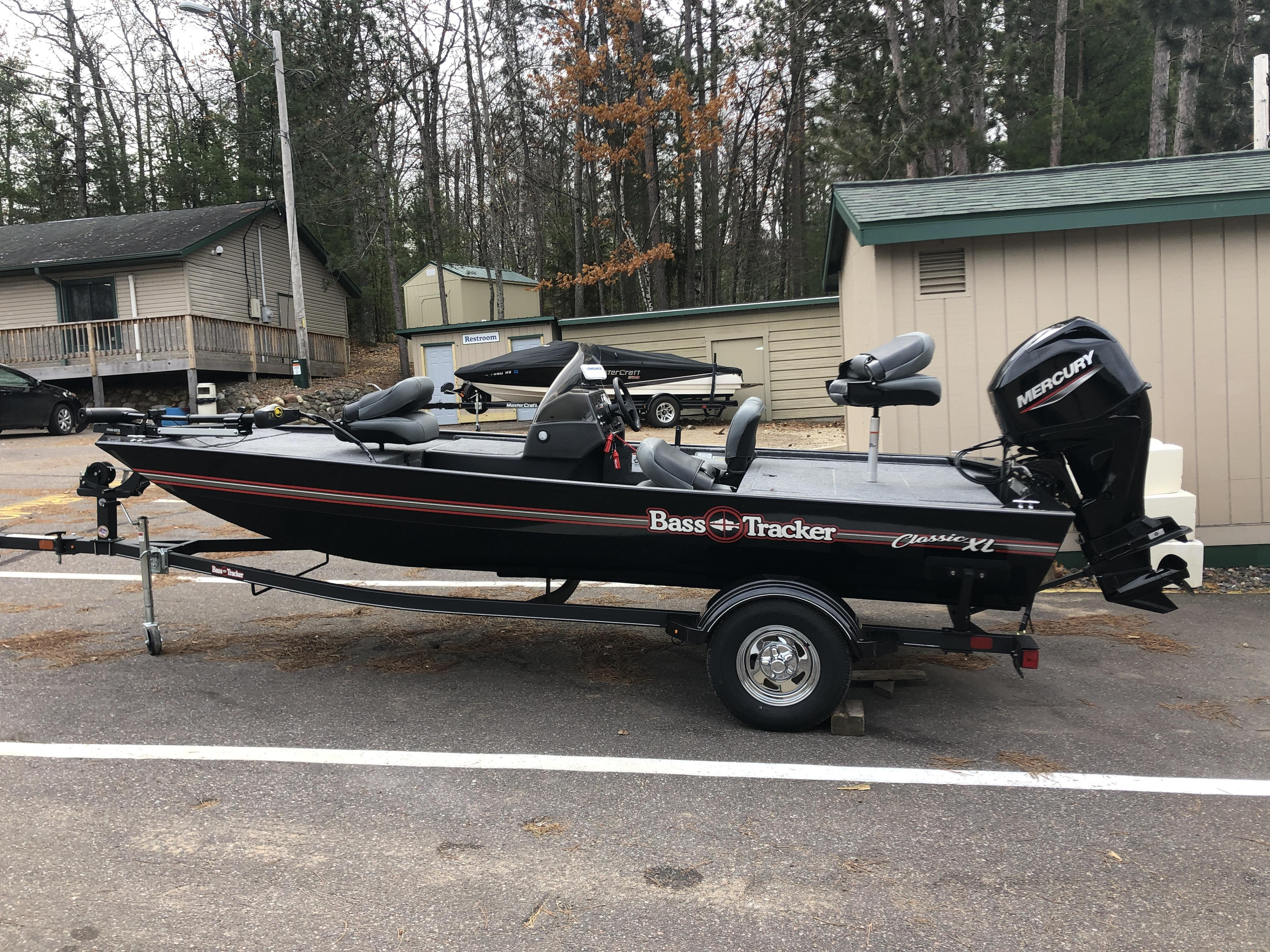 2021 Tracker Boats boat for sale, model of the boat is Bass Tracker & Image # 4 of 10