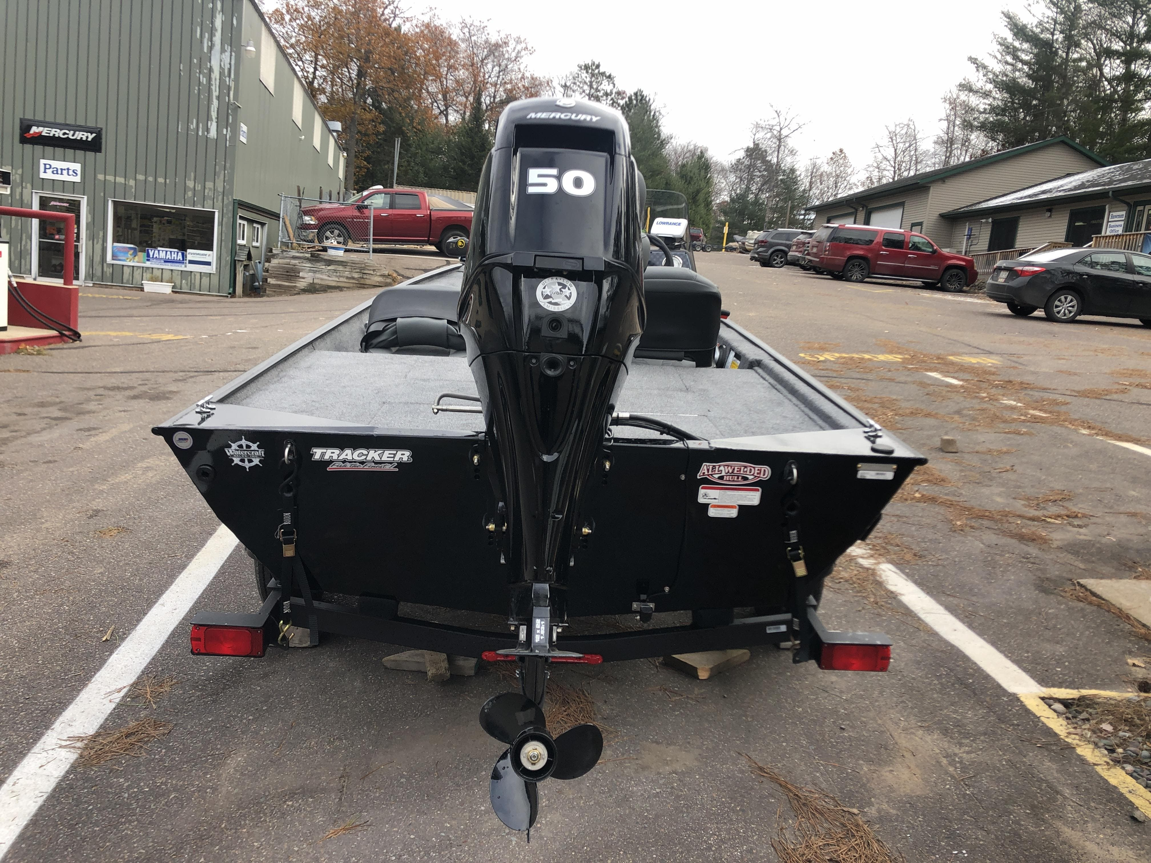 2021 Tracker Boats boat for sale, model of the boat is Bass Tracker & Image # 5 of 10