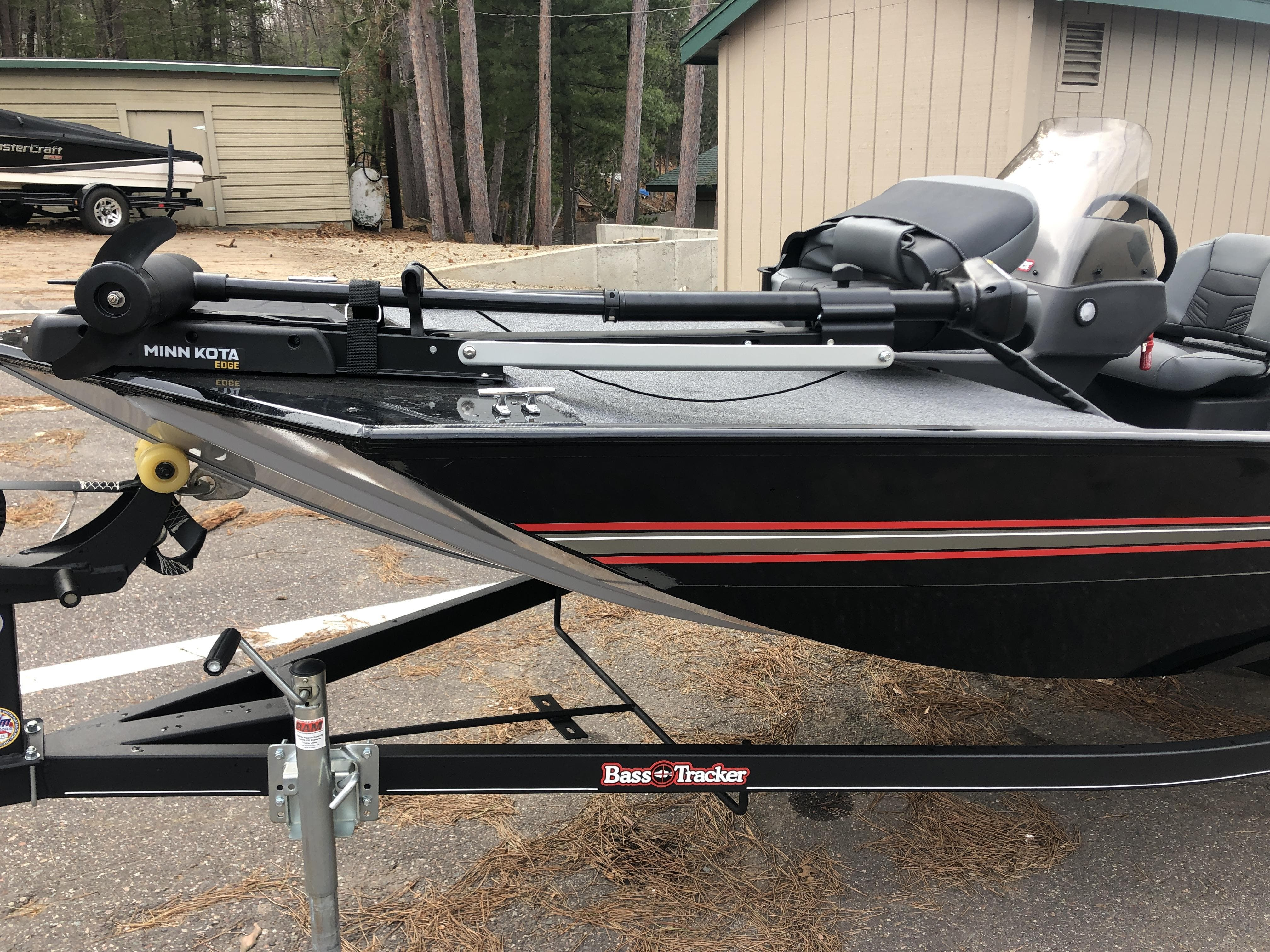 2021 Tracker Boats boat for sale, model of the boat is Bass Tracker & Image # 8 of 10
