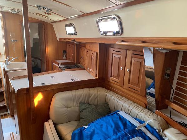Tartan 3400 BoatsalesListing New England